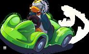 Go-Kart penguin CPT 458