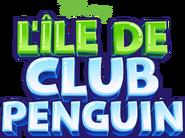 Isla de Club Penguin Logo FR