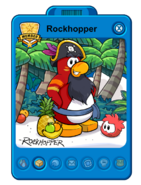 Rockhopper Playercard (Fruit)