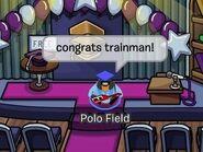 Train Graduate