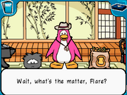 Whats the matter flare