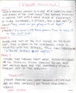 X-Treme penguin concept notes