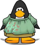 Clothing 4210 player card
