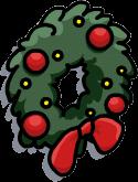 Corona navideña0