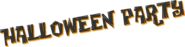 Halloween Party 2008 Logo