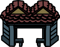 Haunted House Entrance icon