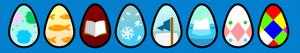 Huevos de pascua 2006