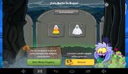 Interfaz Fiesta de Noche de Brujas 2016 App 2