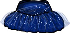 Night Sky Prom Dress icon