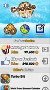 Popcorn Pin in Cookie Clickers