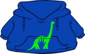 The Good Dinosaur Hoodie icon