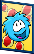 Blue Puffle Poster sprite 003