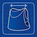 Blueprint Two-layer Tank icon