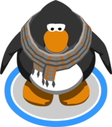 Checkered Scarf in-game