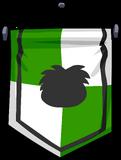 Green Banner sprite 004