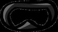 Old Black Superhero Mask