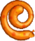 Orange berry icon