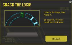 Rhythm lock intructionsz