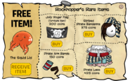 Rockhopper's Rare Items June 2010
