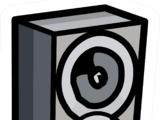 Speaker Pin