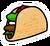 666px-Taco Pin