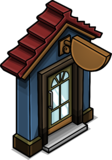 Cozy Blue Door sprite 005