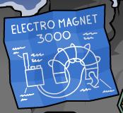 E. Magnet 3000 Blueprints