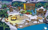 La Bahía durante la Fiesta de Navidad 2011