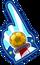Mano de Gomaespuma Copa CP icono