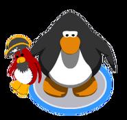 Piratey Stuffie ingame