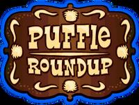 Puffle Roundup Logo