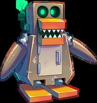 Robots pinguinos