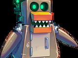 Pingüinos Robots
