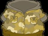 Cangurito Camufleado
