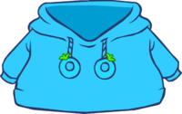 Cangurito de Puffito Celeste icono