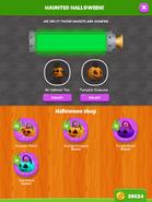 Halloween shop menu 2