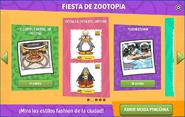 Interfaz de Zootopia2