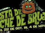 Fiesta de Noche de Brujas 2015