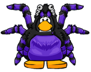 PurpleSpiderCostume on a Playercard