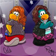 Rocky and Cece Background