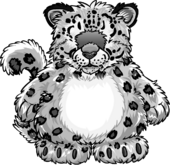 Snow Leopard Costume icon