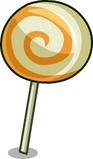 Swirly Lollipop sprite 005