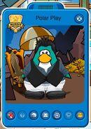 Tarjeta de Jugador de Polar Play