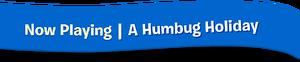 A Humbug Holiday Logo