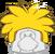 Gorro de Puffle Dorado icono