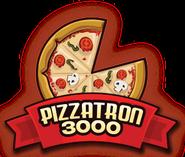 Pizzatron Logo App