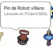 Robot villano