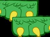 Swamp Monster Feet