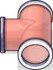T-joint Puffle Tube sprite 038