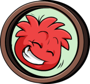 Target Champ Red Puffle